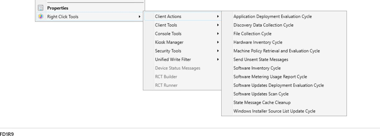 Right Click Tools for MECM (SCCM)